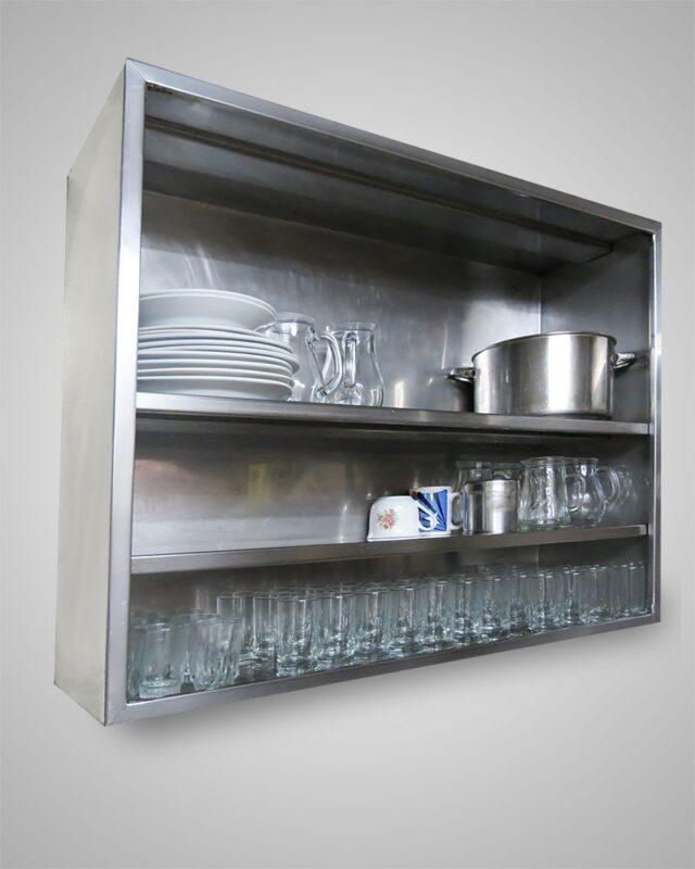 Fabricación de Muebles de Cocina en Acero Inoxidable | DGsac